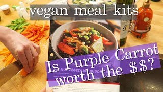 Purple Carrot Review (the Good \u0026 the Bad)