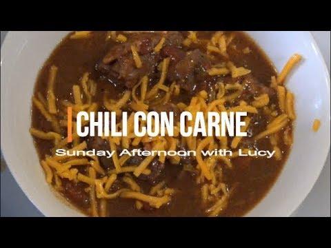 How to Make Chili Con Carne Recipe [Episode 254]