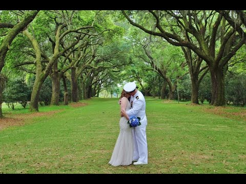 Elope in Charleston, SC - A Plantation Wedding for 2