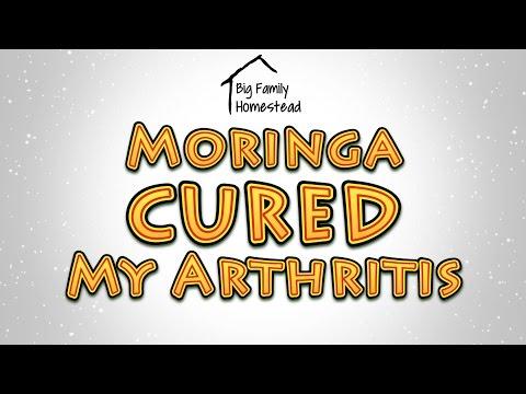 Moringa Cured My Arthritis