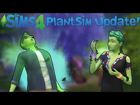 The Sims 4: PlantSim Challenge Update!