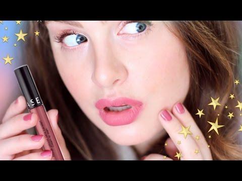 Sephora Cream Lip Stain Review (Marvelous Mauve)