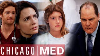 Married 16 Year Old Makes A Stand For Herself | Chicago Med