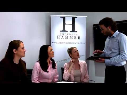 Under The Hammer's Real Estate Training