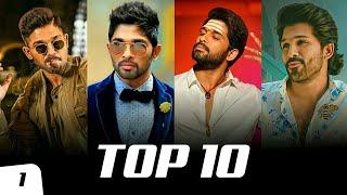 Top 10 Allu Arjun Mass Bgm Ringtones Ft. Ala Vaikunthapurramloo, DJ, Sarrainodu | Mass Bgm Ringtone