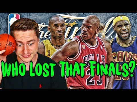 Can YOU Name Every Finals Team in NBA History?
