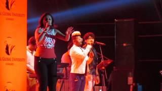Sunidhi Chauhan Live Singing Bloody Hell | Rangoon | Consensio 2017 | Guwahati