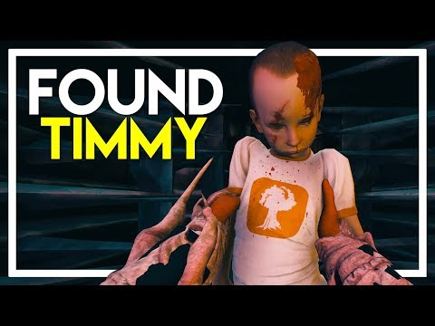 The Forest Multiplayer Gameplay Part 18: WE FOUND TIMMY! (The End Part 3/4)