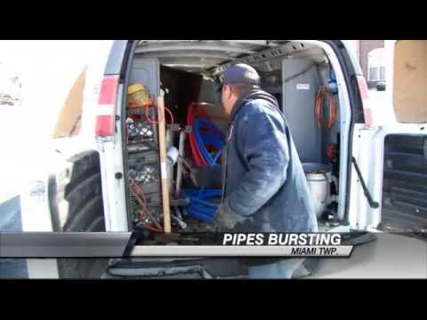 Frozen Pipes & What To Do