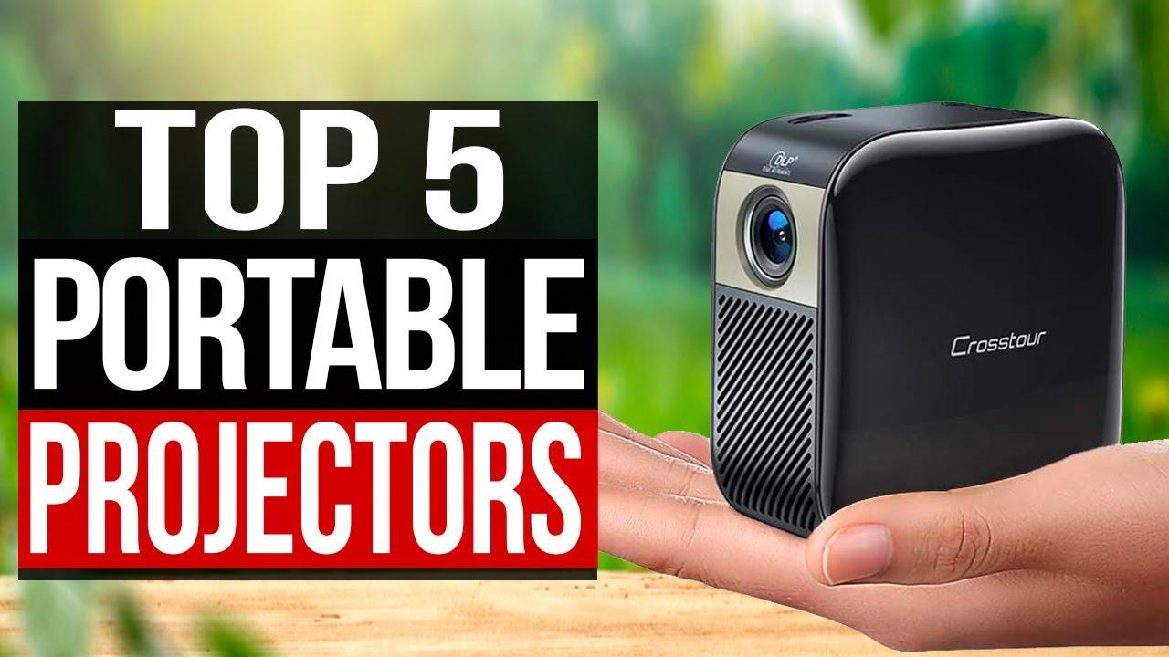 Download TOP 5: BEST Portable Projectors 2021 MP3 Gratis