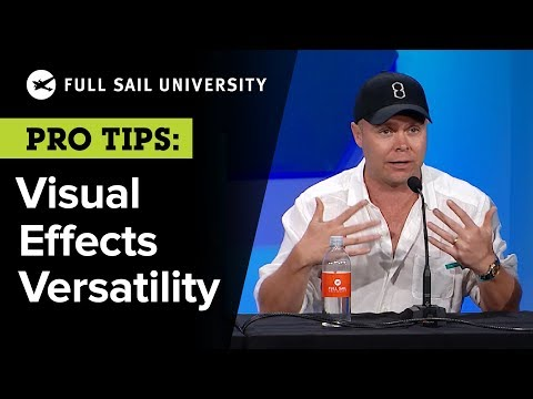 Specialized Needs for Jobs In Motion Graphics & Visual Effects | Full Sail University