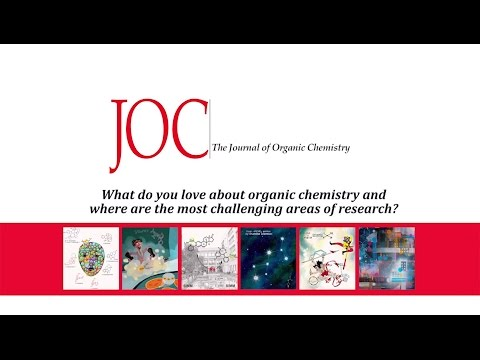 What do you love about organic chemistry and where are the most challenging areas of researching?