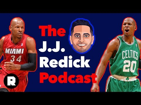 Ray Allen on Life After the NBA and 'He Got Game'   The J.J. Redick Podcast   The Ringer
