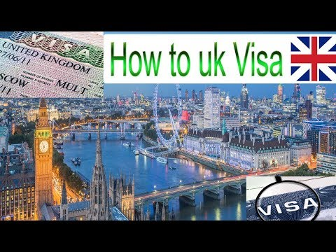 How to apply UK Tourist VISA  Step by step guide 2018.