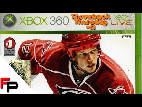 NHL 08 - Xbox 360 - Throwback Thursday Ep. 81