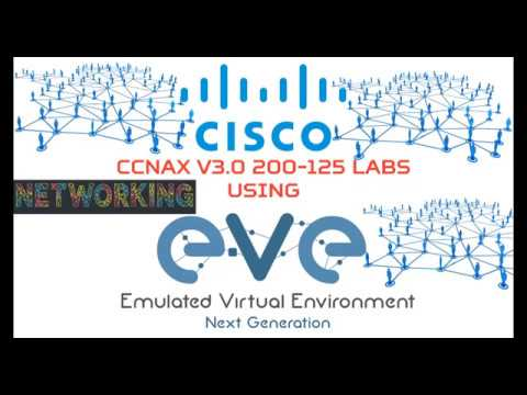 3.2 - RIPv2 Configuration one single Network on EVE-NG