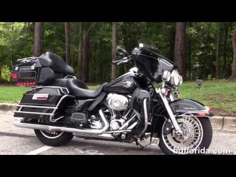 Used 2009 Harley Davidson Ultra Classic Motorcycles for sale