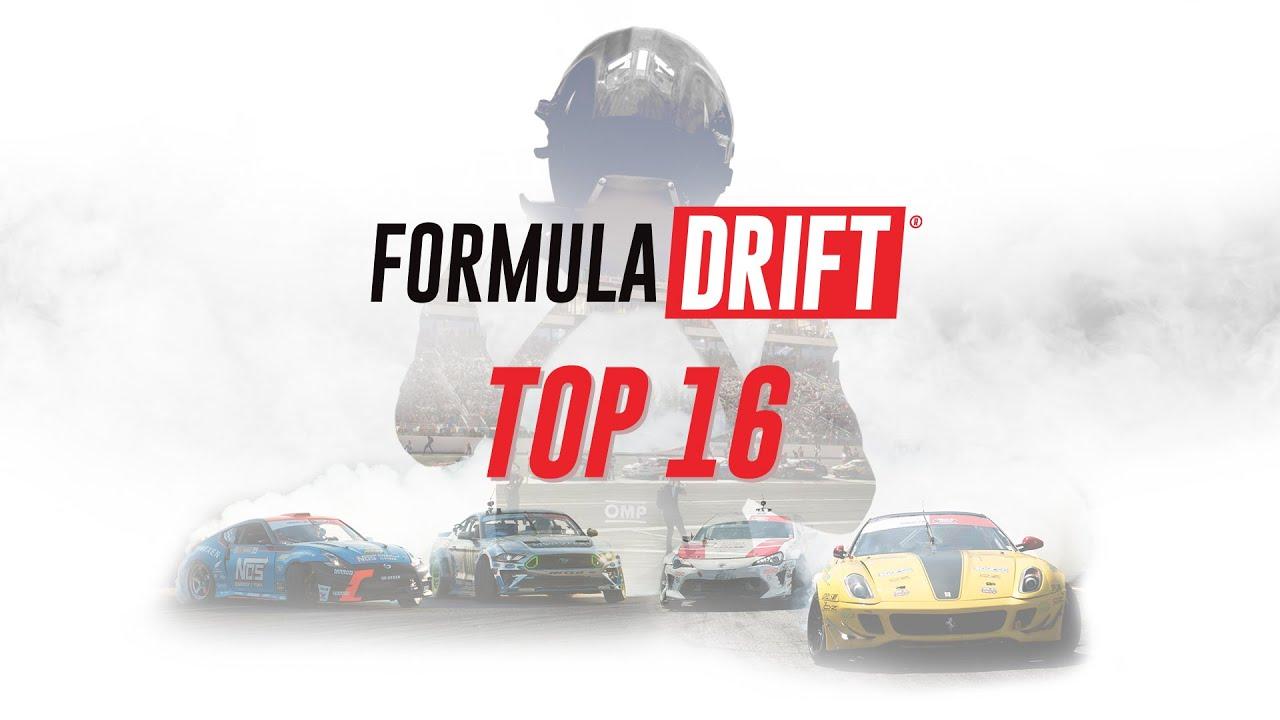 Formula DRIFT #FDTX - PRO, Round 6 - Top 16 + Finals LIVE!
