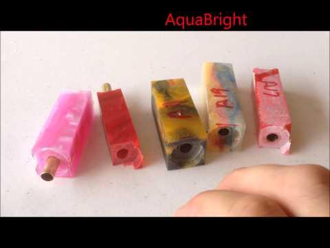 Characteristics of Budget Priced Acrylic Blanks