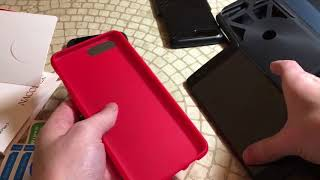 Nacodex Tempered Glass Screen Protector For OnePlus 5 BiG Unboxing and Review