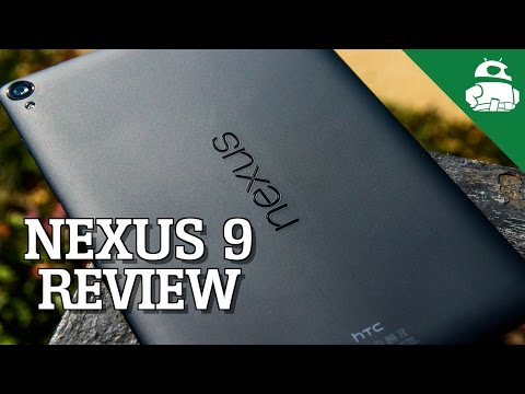 Nexus 9 Review!