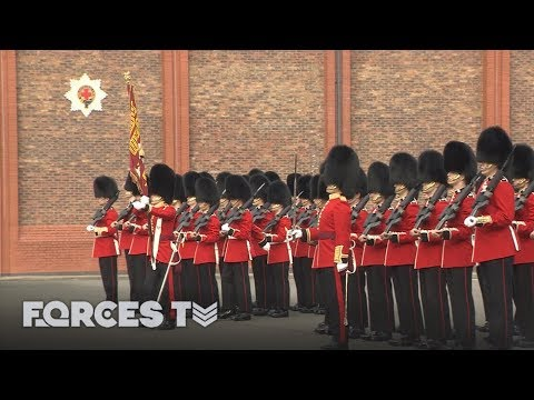 Is This Drill Good Enough For The Queen? | Forces TV