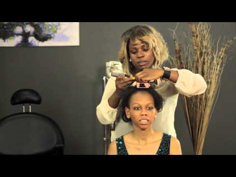 How to Stop Sponge Rollers From Leaving Dents in the Hair : Hair Care & Maintenance