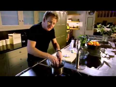 Gordon Ramsay How To Make Chocolate Mousse   YouTube