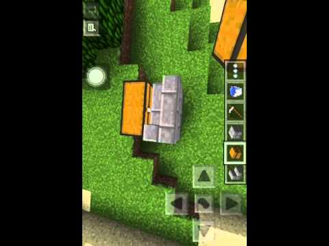 How to make your chest invisible minecraft pe