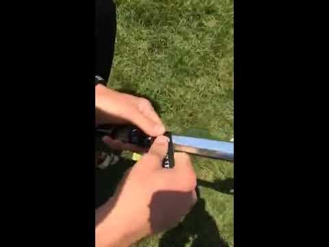 How To Wrap A Lacrosse Stick | VukGripz Lacrosse Tape