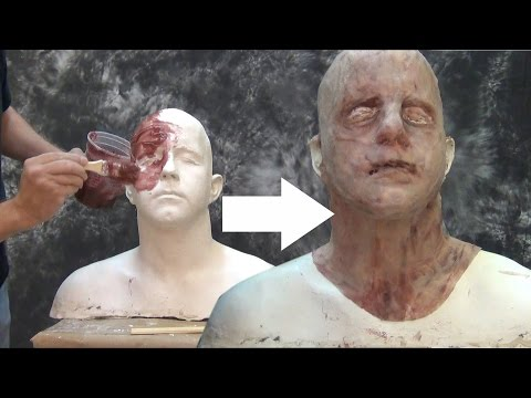 Mask Making: Simple Silicone Mask