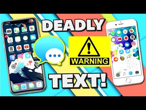 Effective Power iOS 11? - This Text Will CRASH/FREEZE ANY iPhone (iMessage Prank)