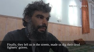 A witness of ISIS' hell in Raqqa (Sep 18, 2017)