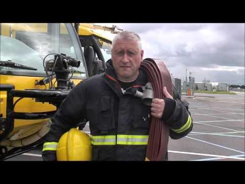 Belfast City Airport Fire Service - 2013 WPFG 2013 - Meet the team