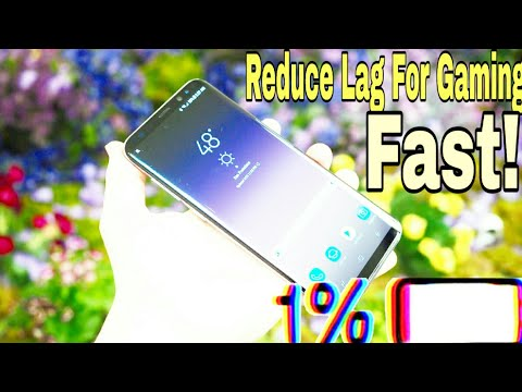 Reduce Lag In Android For Gaming Easy