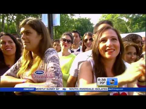 Concert Enrique Iglesias FULL Good Morning America Performance   LIVE 8 1 14  HD