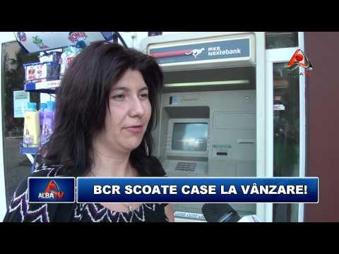 BCR scoate case la vanzare