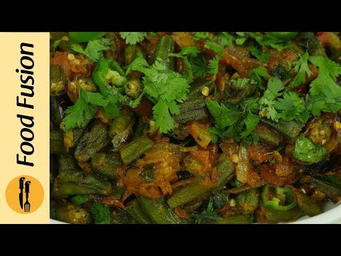Masala Bhindi (Okra) Recipe By Food Fusion