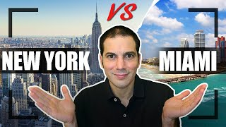 Download NYC vs Miami: Best Place to Live Video
