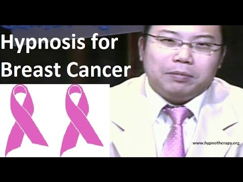 Hypnosis for breast cancer 2 - My friend passed away. :'( #ASMR #hypnosis