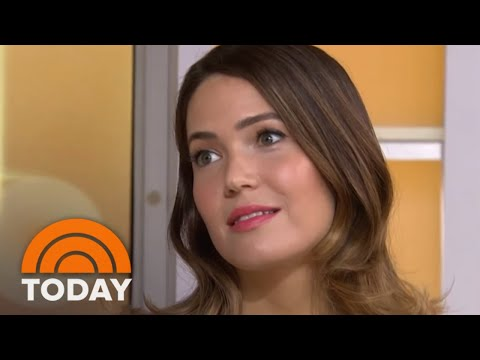 Mandy Moore Talks About 'This Is Us' And Her Upcoming Marriage   TODAY
