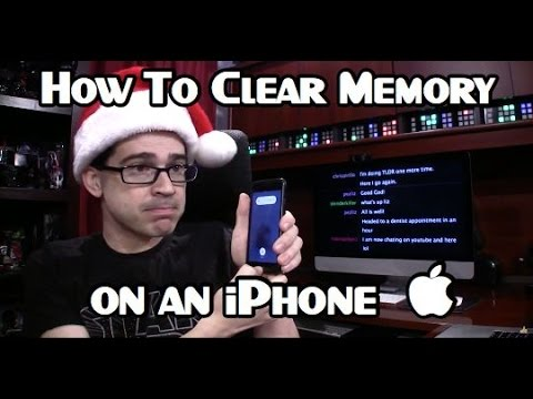 How To Clear Memory on an iPhone