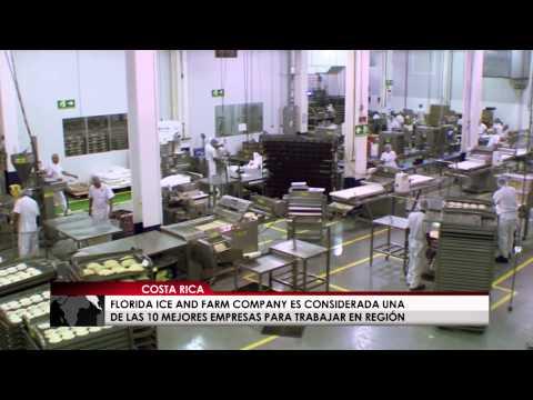 Compañía Florida en Costa Rica pide al gobierno mejores condiciones para producir en el país