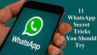 11 Secret WhatsApp Tricks You Should Try