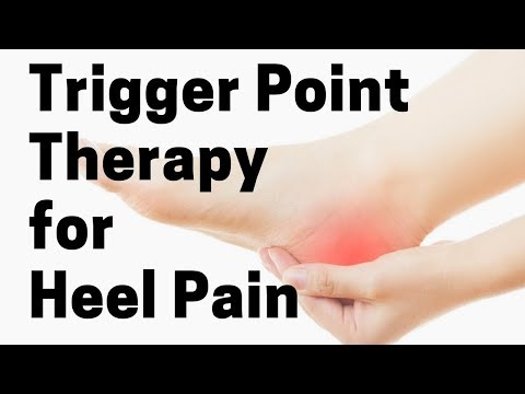 Trigger Point Therapy for Heel Pain - Massage Monday #384