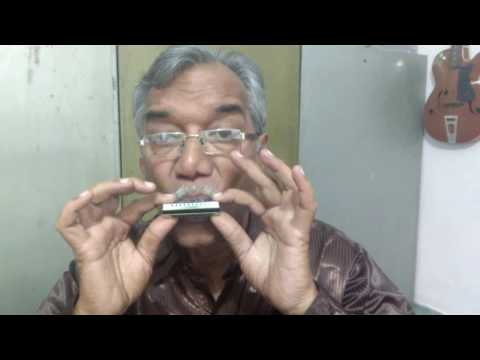 Lesson 5: Ae Dil Hai Mushkil Learning Harmonica Cover | Rajendra Prasad Saxena