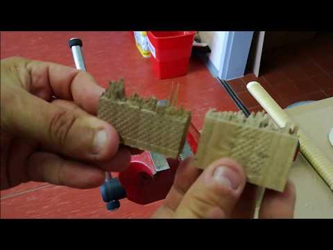 Epoxy Resin Holz Ringe