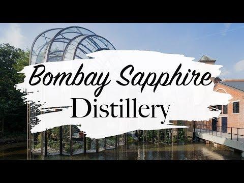 Birthday Weekend - Bombay Sapphire Distillery - Hampshire, UK
