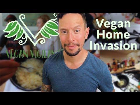 Vegan Vigilante | Episode 1: Vegan Home Invasion