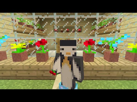 Minecraft Xbox: Flower Shop [159]
